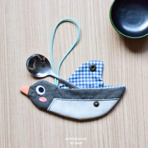 Penguin Spoon Bag