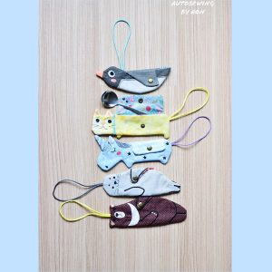 Animal Spoon Bag